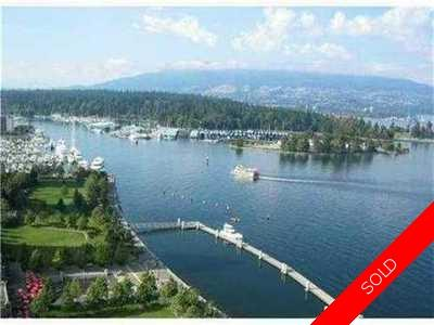 Coal Harbour Condo for sale:  2 bedroom 2,400 sq.ft. (Listed 2013-08-13)
