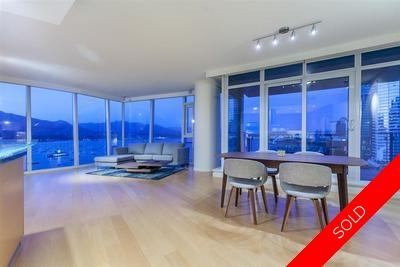 Coal Harbour Condo for sale:  2 bedroom 1,750 sq.ft. (Listed 2017-07-05)