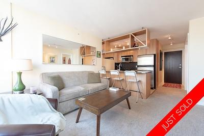 Yaletown Condo for sale: The Gallery 1 bedroom 530 sq.ft. (Listed 2018-06-22)