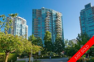 Coal Harbour Condo for sale:  2 bedroom 1,215 sq.ft. (Listed 2018-09-04)