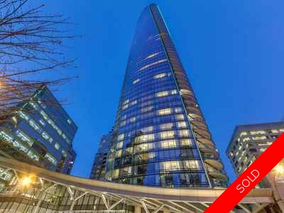 Coal Harbour Condo for sale:  2 bedroom 1,117 sq.ft. (Listed 2017-05-03)