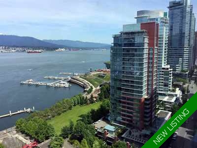 Coal Harbour Condo for sale:  2 bedroom 1,277 sq.ft. (Listed 2017-06-08)
