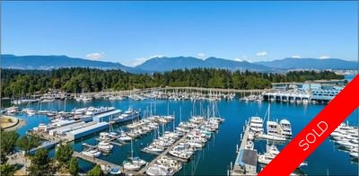 Coal Harbour Condo for sale:  2 bedroom 2,156 sq.ft. (Listed 2017-05-03)