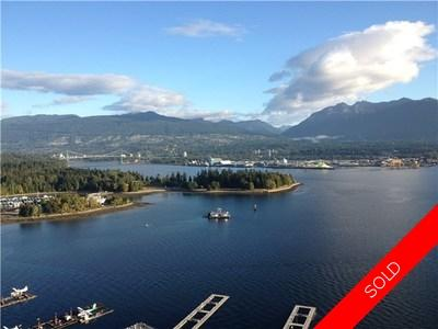 Coal Harbour Condo for sale:  2 bedroom 2,226 sq.ft. (Listed 2015-07-28)
